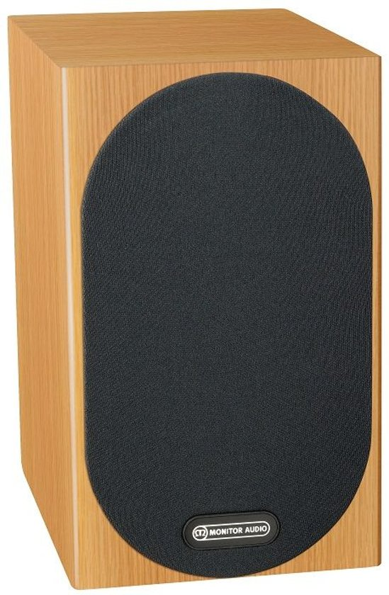 Monitor Audio Silver 50 - Boekenplank Speaker - Natural Oak (Prijs