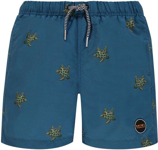 f920bd3924 Shiwi Swim Short Turtle JR - Shorts - blauw - maat 164