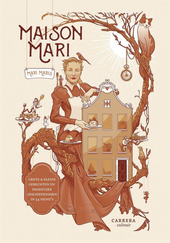 Boek cover Maison Mari van Mari Maris (Onbekend)