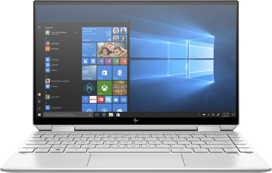 HP Spectre x360 13-aw0200nd - 2-in-1 Laptop - 13.3 Inch