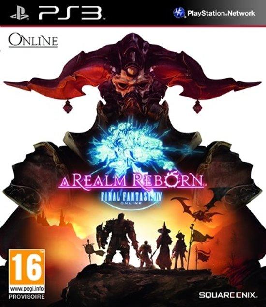 Final Fantasy XIV: A Realm Reborn - Benelux Edition kopen