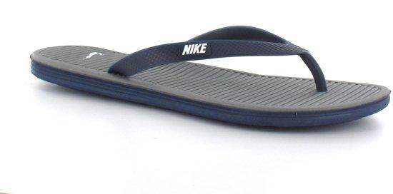 936149202c1 bol.com | Nike Solarsoft Thong 2 - Slippers - Heren - Maat 47,5 - Grijs