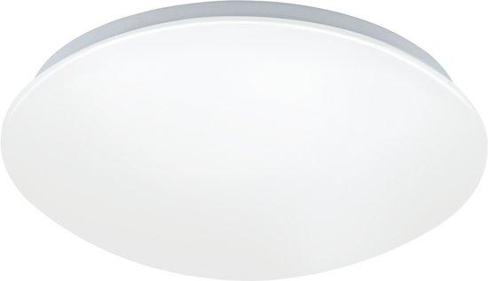 EGLO Connect Giron-C - Wand/Plafondlamp - Wit en gekleurd licht - Ø300 - 2100lm - Wit