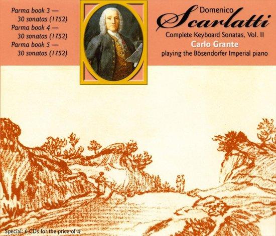 Scarlatti: Sonatas, Vol. Ii