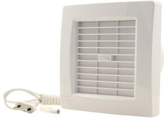 bol | europlast ventilatie-& airconditioningaccessoire toilet, Badkamer