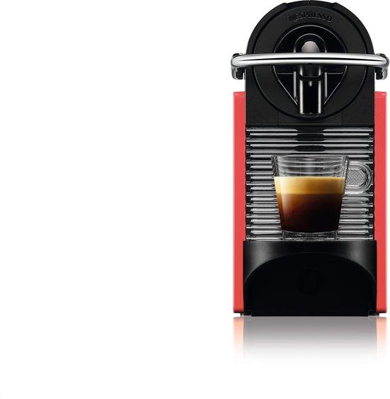 Nespresso Magimix Pixie Clips M110-11370 Koffiemachine