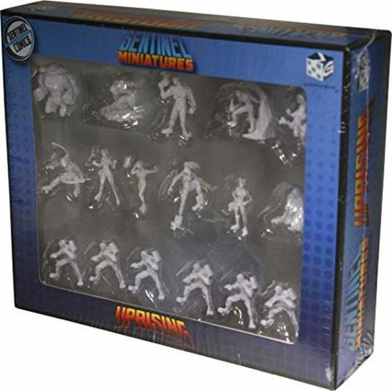 Sentinel Miniatures Uprising
