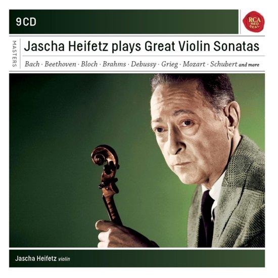 Jascha Heifetz - Sonatas