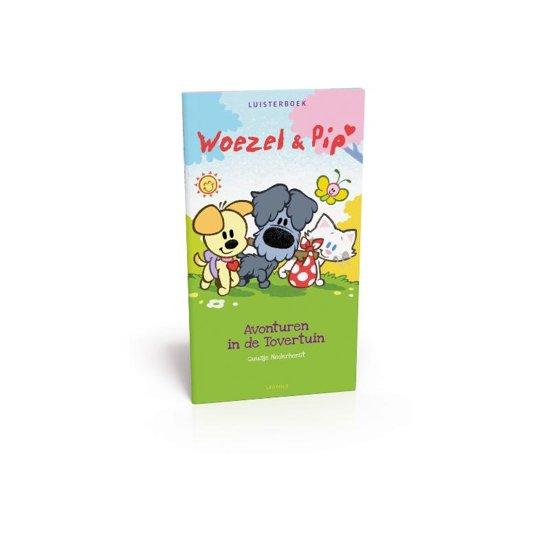 Woezel & Pip - Avonturen in de Tovertuin [CD]
