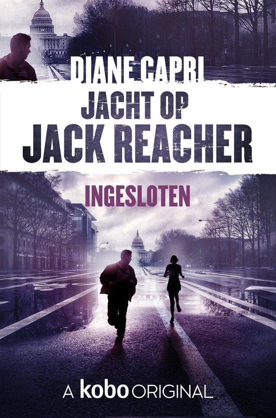 Jacht op Jack Reacher 2 - Ingesloten