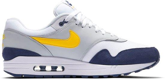 | Nike Air Max 1 Sneakers Maat 42.5 Mannen wit