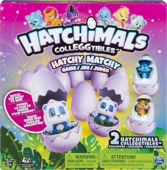 Hatchimals Hatchy Matchy Bordspel