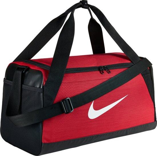 Nike Brasilia Small Sporttas - Rood