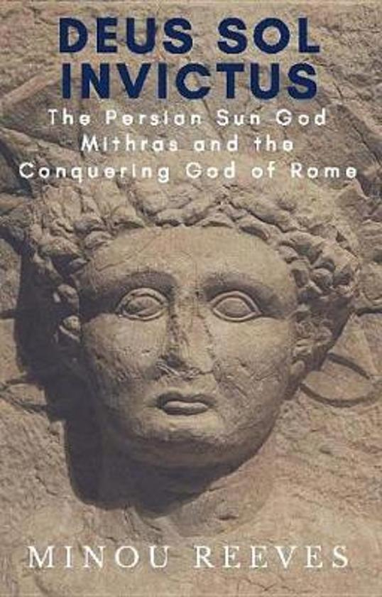 Boek cover Mithras van Minou Reeves (Hardcover)