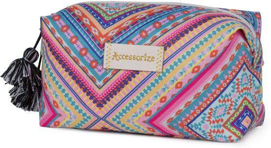 d320a68e905 bol.com | Etui Accessorize Fashion 10x21x8 cm, Accessorize | Speelgoed