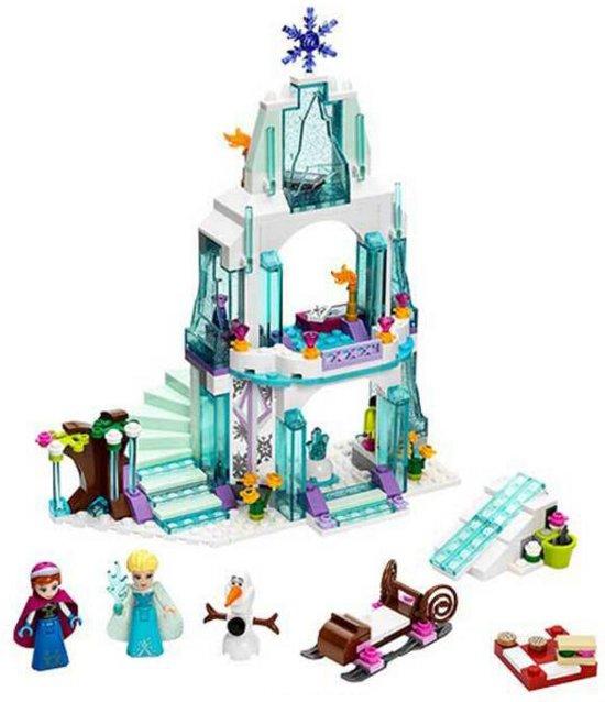 Bolcom Frozen Kasteel Compatibel Met Lego 316 Onderdelen