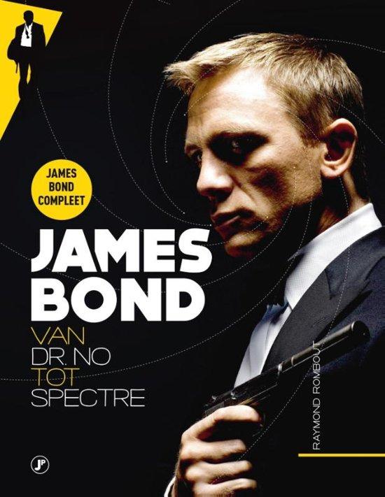 James Bond, van Dr. No tot Spectre