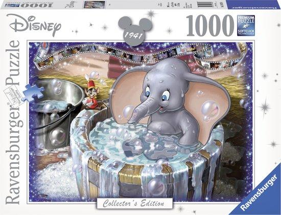 Ravensburger puzzel Disney Dumbo - Legpuzzel - 1000 stukjes