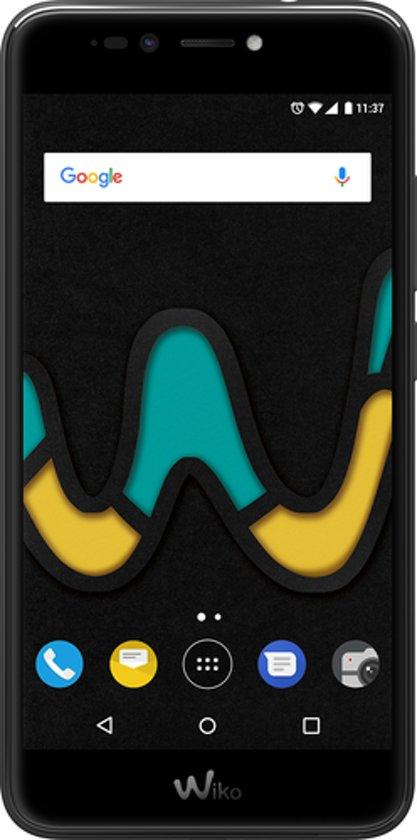 Wiko U Pulse - 32GB - Dual Sim - Zwart