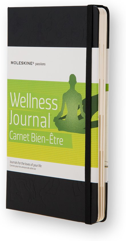 Moleskine Passions - Welness Journal