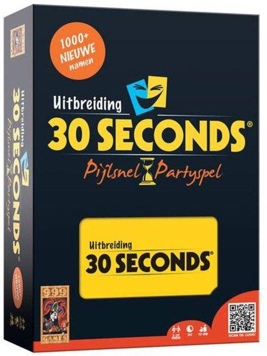 30 Seconds Uitbreiding - Bordspel