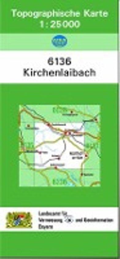 Kirchenlaibach 1 : 25 000