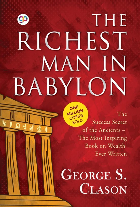 Boek cover The Richest Man in Babylon by George S. Clason van George S. Clason (Onbekend)