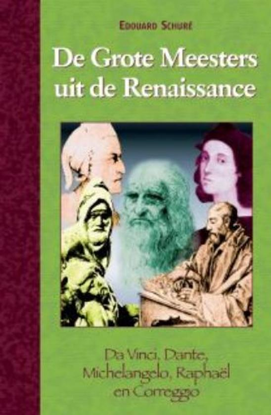 De Grote Meesters Uit De Renaissance