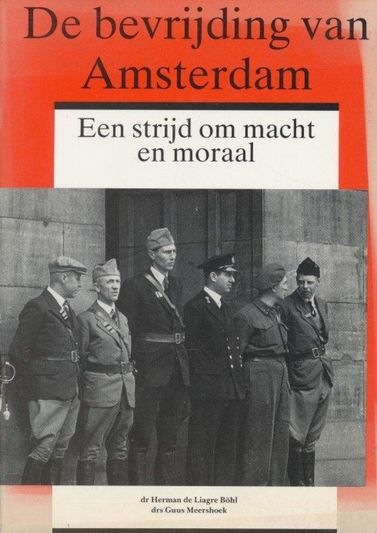 De bevrijding van Amsterdam