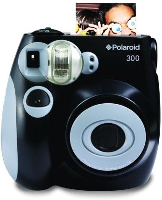 Verrassend bol.com   Polaroid 300 Instant camera - Zwart LE-53