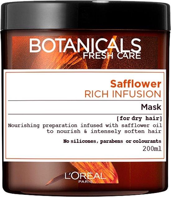 L'Oréal Paris Botanicals Safflower Rich Infusion - 200ml - Haarmasker