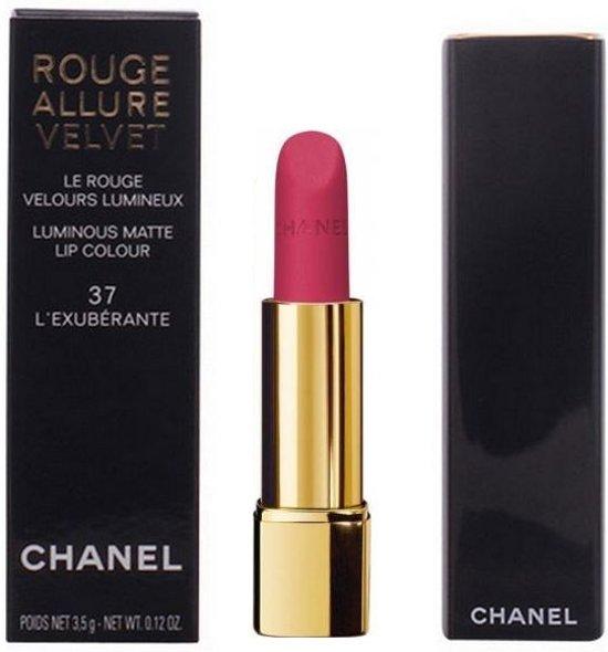 Chanel Rouge Allure Velvet Matte Lipstick Lippenstift - 67 Peaceful