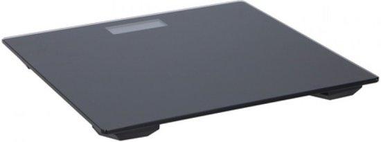 Grundig Personenweegschaal - Zwart - tot 100 gram nauwkeurig - max 150 kg
