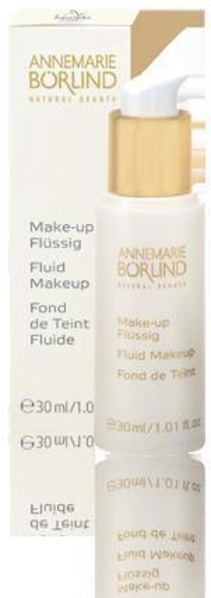 Annemarie Börlind Vloeibare Make-up - Chestnut