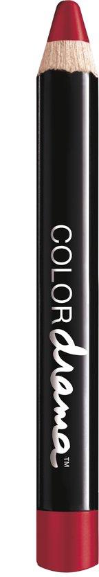 Maybelline Color Drama - 520 Light It Up - Rood - Lipstick potlood