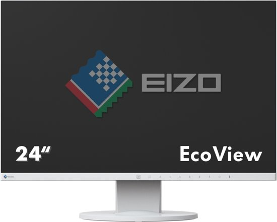 Eizo Flexscan EV2455WFS3 - Full HD Monitor / Wit