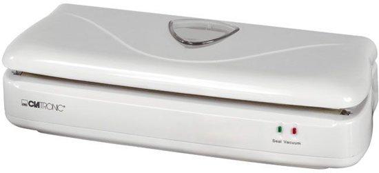 Clatronic FS 3261 Wit vacuum sealer