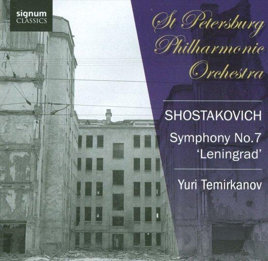 Shostakovich: Symphony  7 'Leningrad'