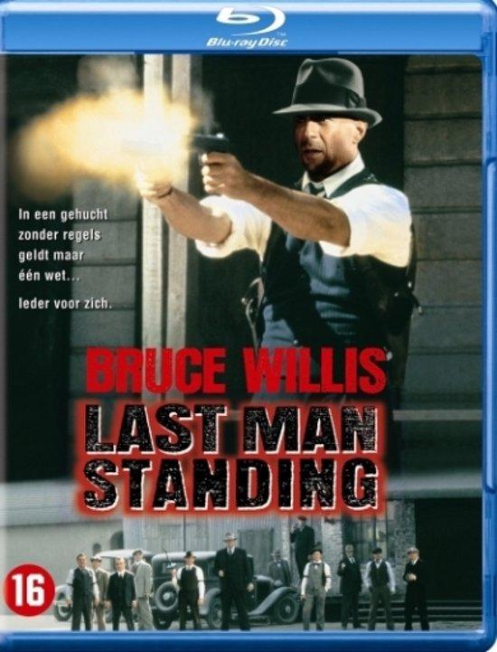 Cover van de film 'Last Man Standing'