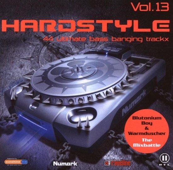 Hardstyle, Vol. 13