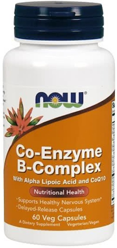 Co-Enzyme B-Complex 60v-caps