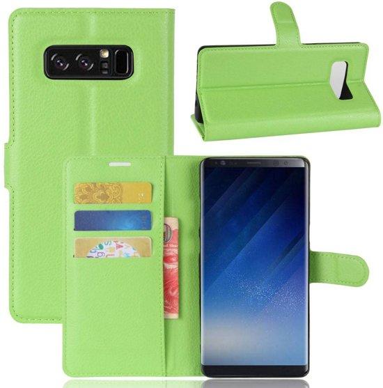 Etui En Silicone Vert Pour Samsung Galaxy Note 8 ygMiTz5