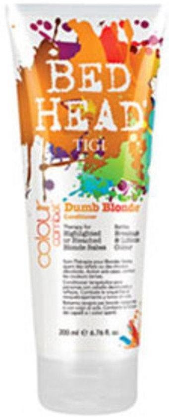 Tigi Crèmespoeling TIGI Colour Combat Dumb Blonde Conditioner