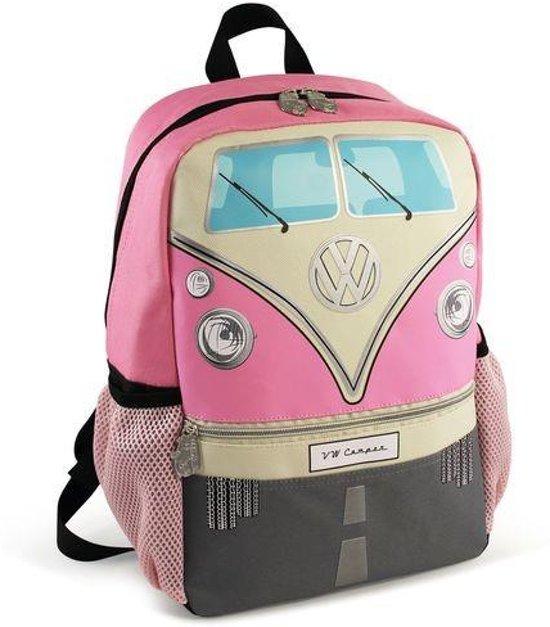 43b1d0ab982 bol.com | rugzak VW bus T1 pink - small