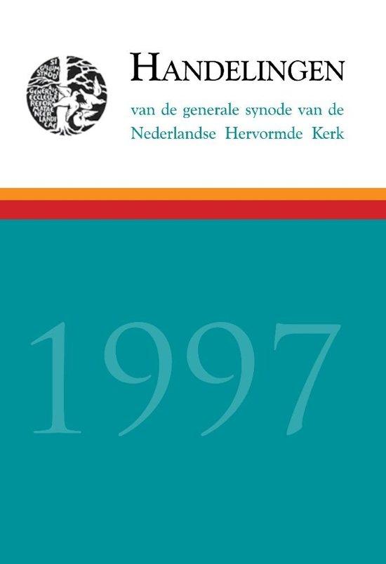 Handelingen - 1997 - J. van Heijst (red.) pdf epub