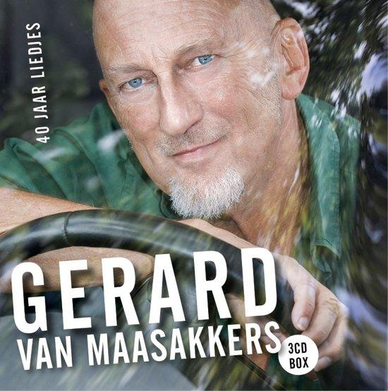 liedjes over 40 jaar bol.| 40 Jaar Liedjes, Gerard Van Maasakkers | CD (album) | Muziek liedjes over 40 jaar