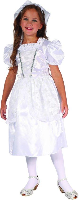 Bruid kostuum voor meisjes  - Verkleedkleding - 128/134