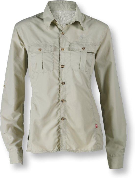 Wolf Camper Lagoon dames shirt zand