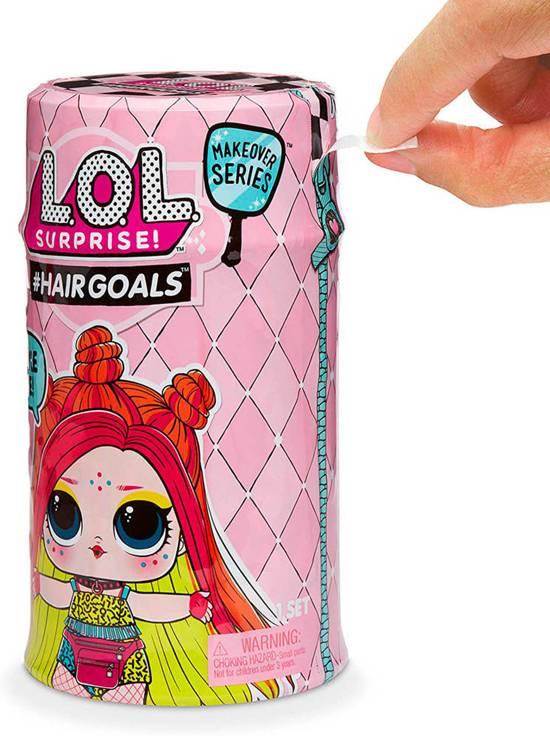 LOL Surprise hairgoals serie 2
