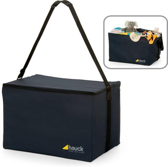 Hauck Carry Me Reistas voor kinderen - Zwart
